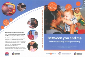 Between You and Me: Communicating with your baby