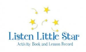 Listen Little Star activity book
