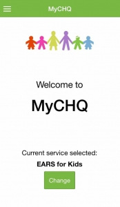 MyCHQ EARS for kids app