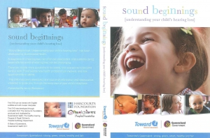 Sound Beginnings: Understanding your child's hearing loss