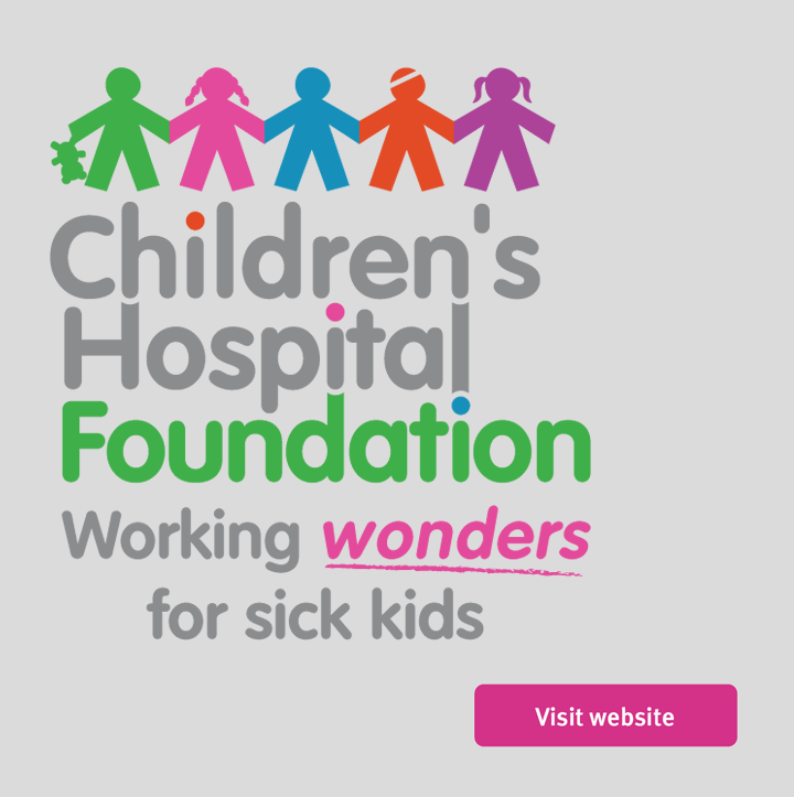 CHF working wonders for sick kids