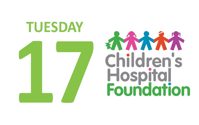 Tuesday 17 Children's Hospital Foundation