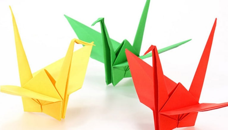 Origami Cranes Project To Lift Spirits Of Kids With Cancer