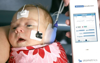 Latest hearing test technology for every Queensland baby