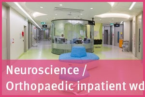 Neuroscience / Orthopaedic inpatient ward