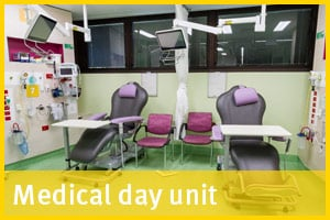 Medical day unit
