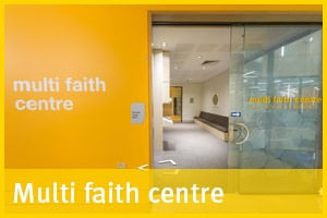 Multi faith centre