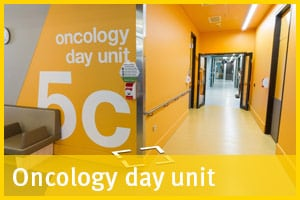 Oncology day unit
