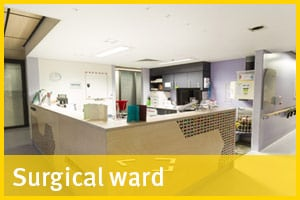 Surgical ward
