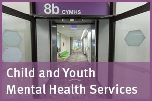 Child and Youth Mental Health Services