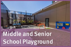 Middle and Senior School Playground