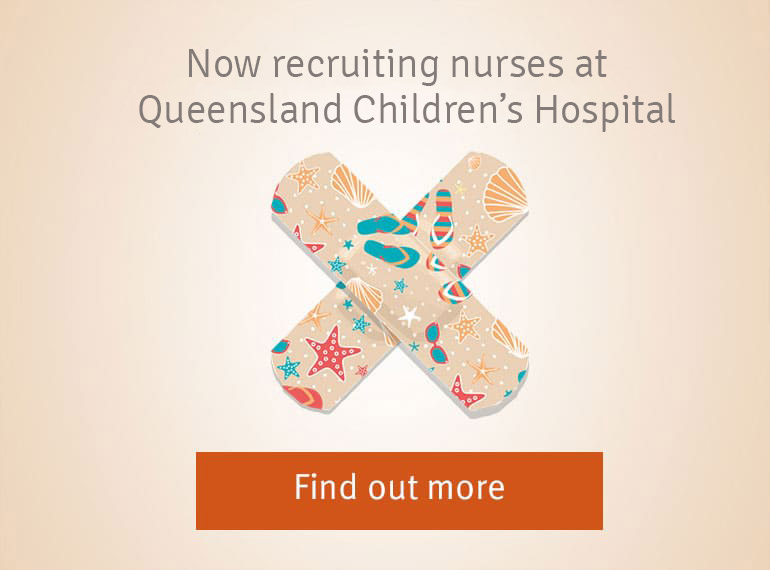 Nurses recruitment banner