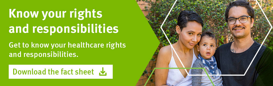 Download the 'Know your rights and responsibilities' fact sheet
