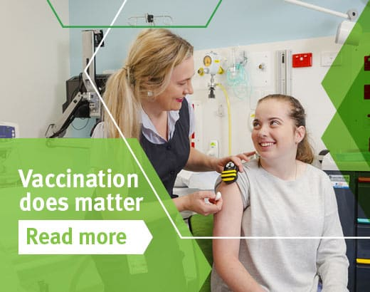 Vaccination does matter slider