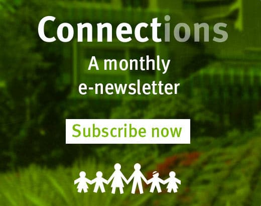 connections a monthly e-newsletter